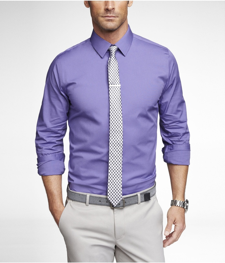 Dress shirts for men 2013 men fashion trends for Mens formal white shirts