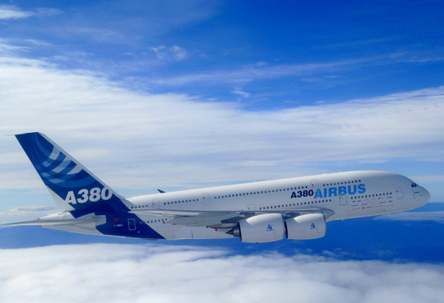 World's Most Expensive Private Jet: Airbus A380