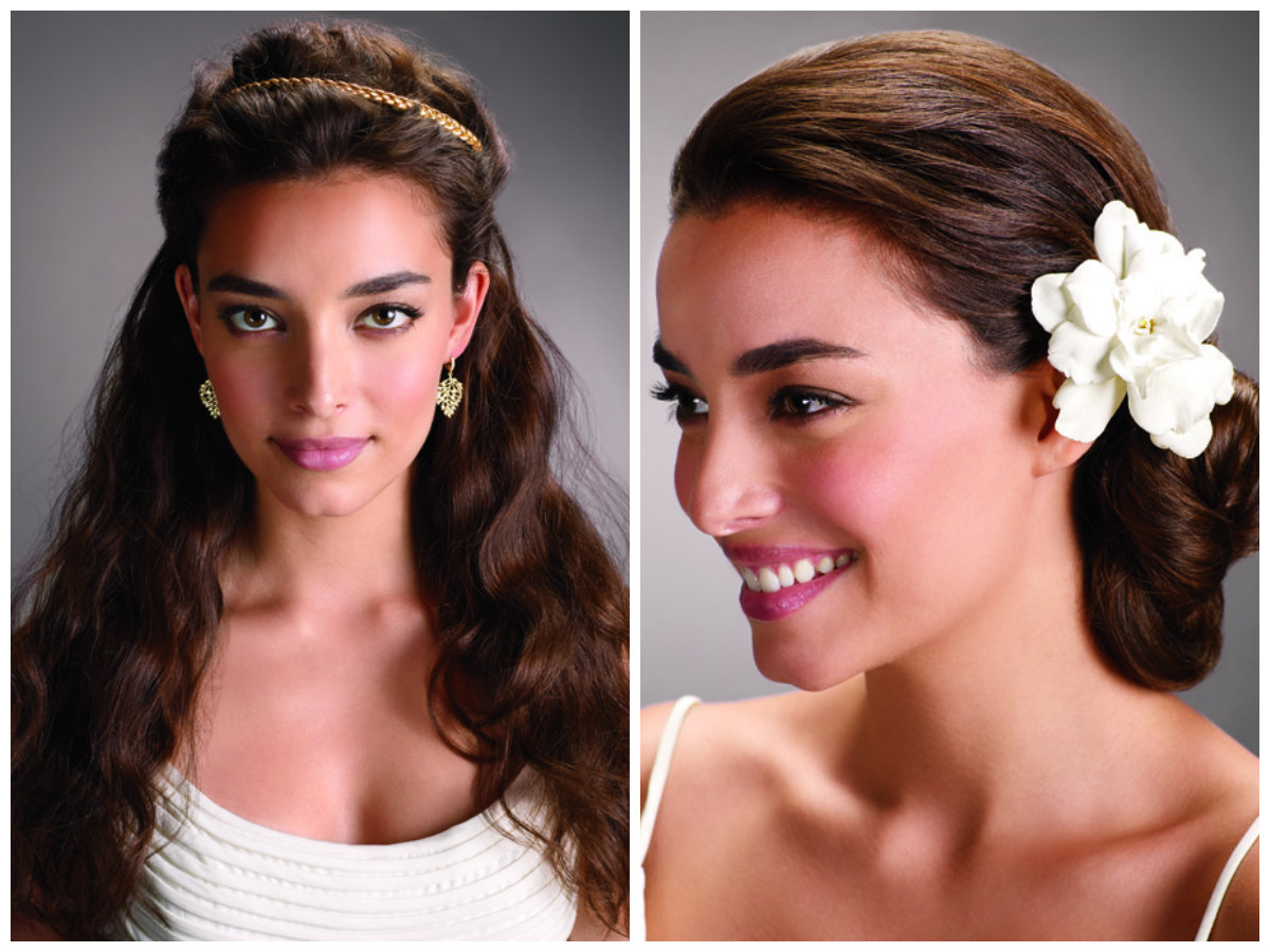 Hairstyle Wedding 2014: Wedding Hairstyles For All Lengths 2013-2014