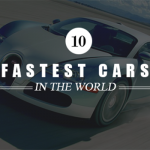 Top 10 Fastest Cars In The World 2015-2016