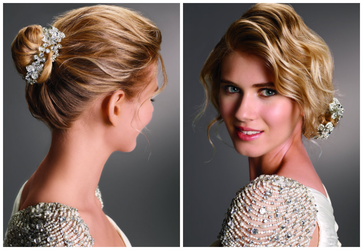 Admirable Wedding Hairstyles For All Lengths 2013 2014 Alux Com Hairstyle Inspiration Daily Dogsangcom
