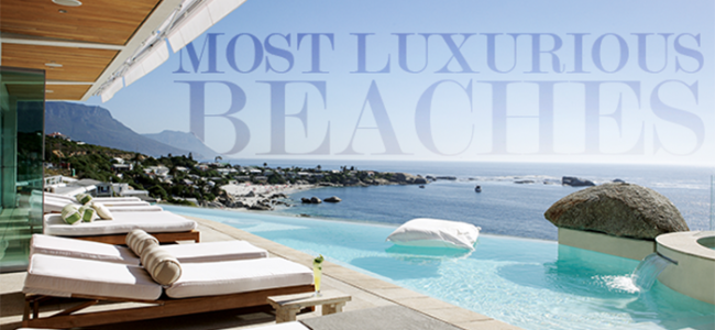Top 15 Most Luxurious Beaches in the World