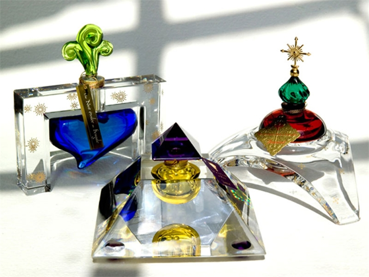 Top 5 Most Expensive Perfumes in the World: Baccarat Les Larmes Sacrees De Thebes