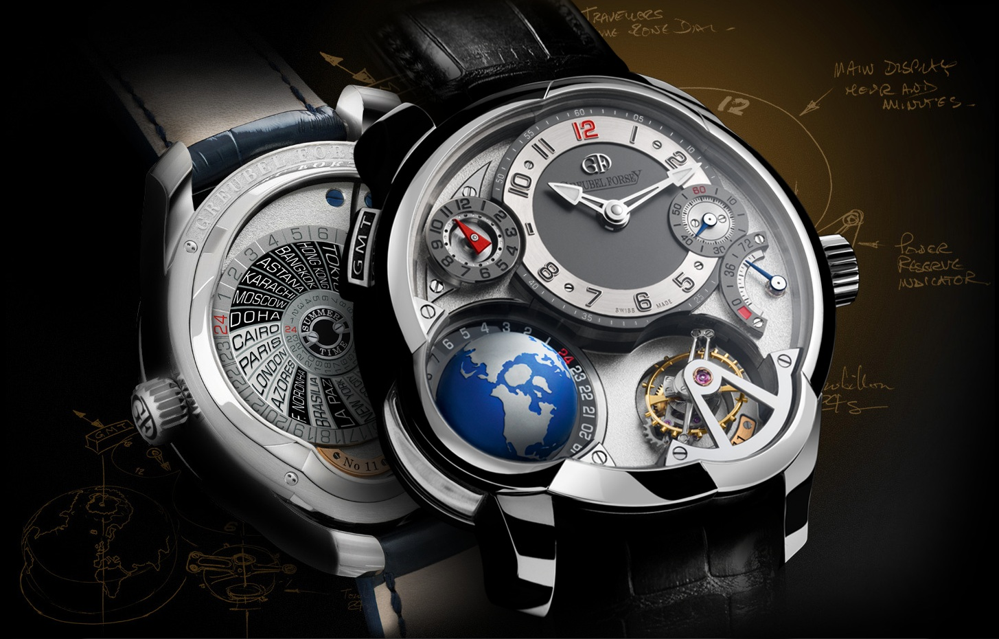 Most expensive watch brands in the world for Expensive wallpaper companies