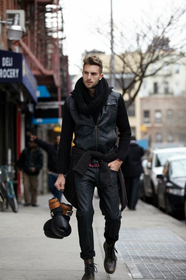Cool5 Men Outfit Ideas Fall 2017 Style