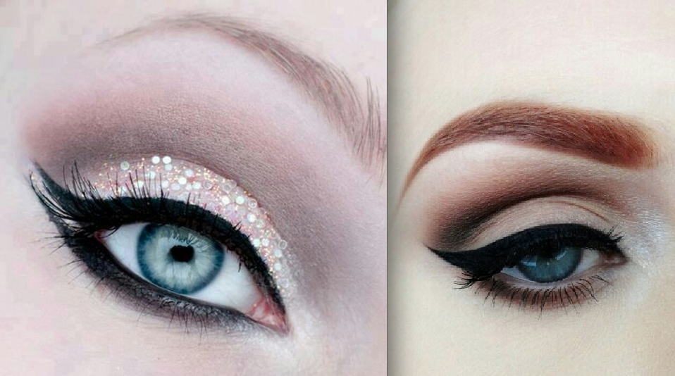 eyelines winter Make Up Trends Fall Winter 2013