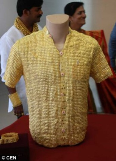 Most Expensive Shirt in the World