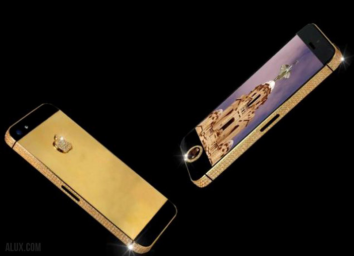Most Expensive iPhone in the World 2016 Alux