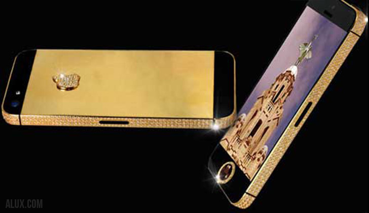 Most Expensive Iphone In The World 2016 Alux Com