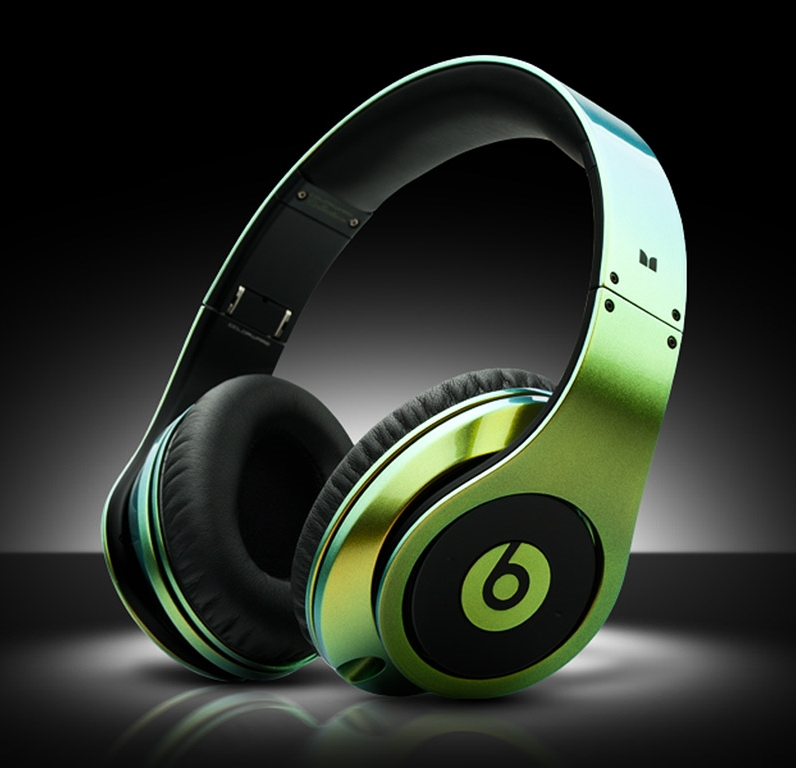 Most Expensive Beats By Dre Headphones 5.Colorware Illusion Beats By Dre - $1000