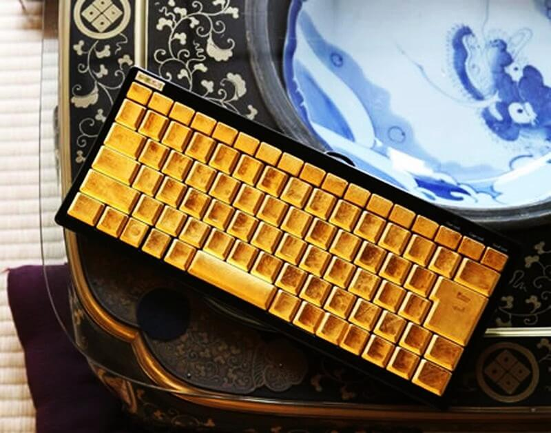Top 10 Most Expensive Keyboards In The World Ealuxe