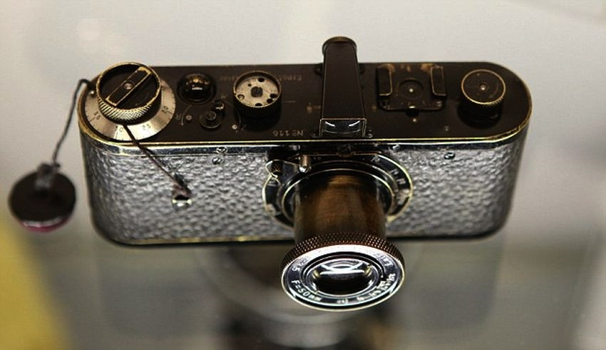 Most Expensive Digital Camera in the World - EALUXE.COM | 1923 Leica