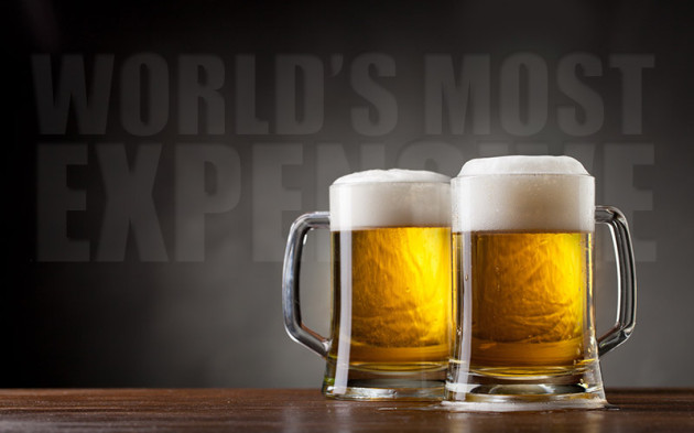 15 Most Expensive Beers In The World