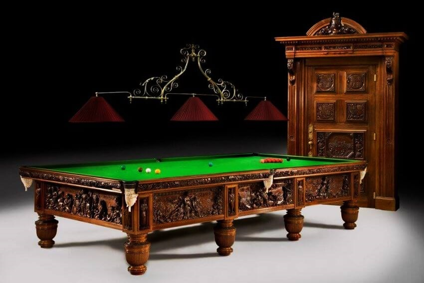 1 queen victoria 39 s jubilee billiard table price 1 5 for 10 in 1 pool table