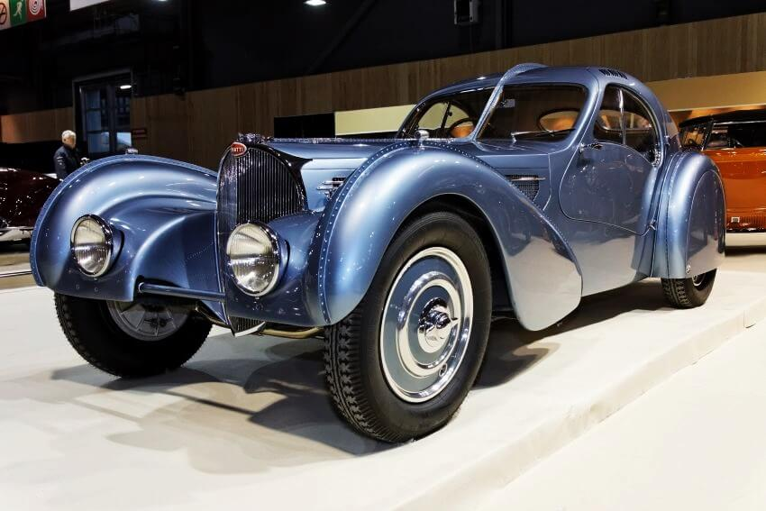 Bugatti Atlantic Price >> Top 10 Most Expensive Auction Items in the World - EALUXE