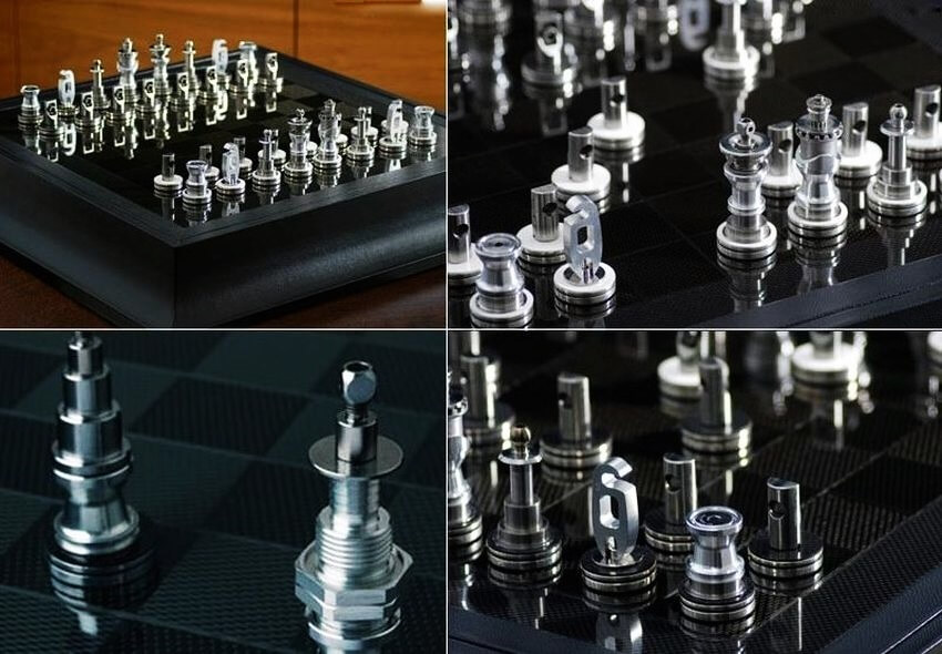 Top 10 most expensive board games in the world ealuxe - Most expensive chess board ...
