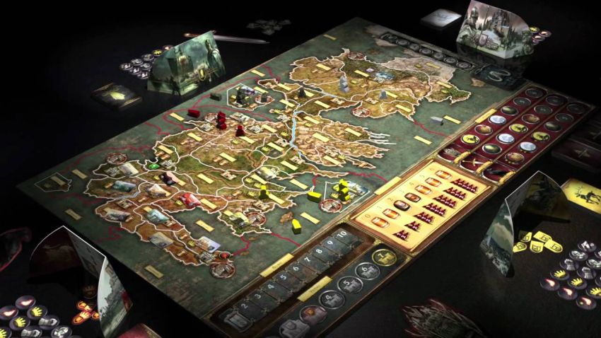 Top 10 most expensive board games in the world ealuxe - Gioco da tavolo game of thrones ...