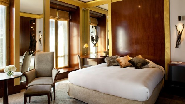 #10.Park Hyatt Paris Vendome, Paris, France – Price per night:$15,000
