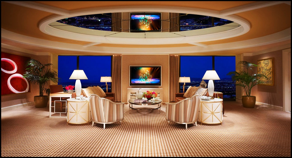 Most Expensive Hotel Room In Las Vegas