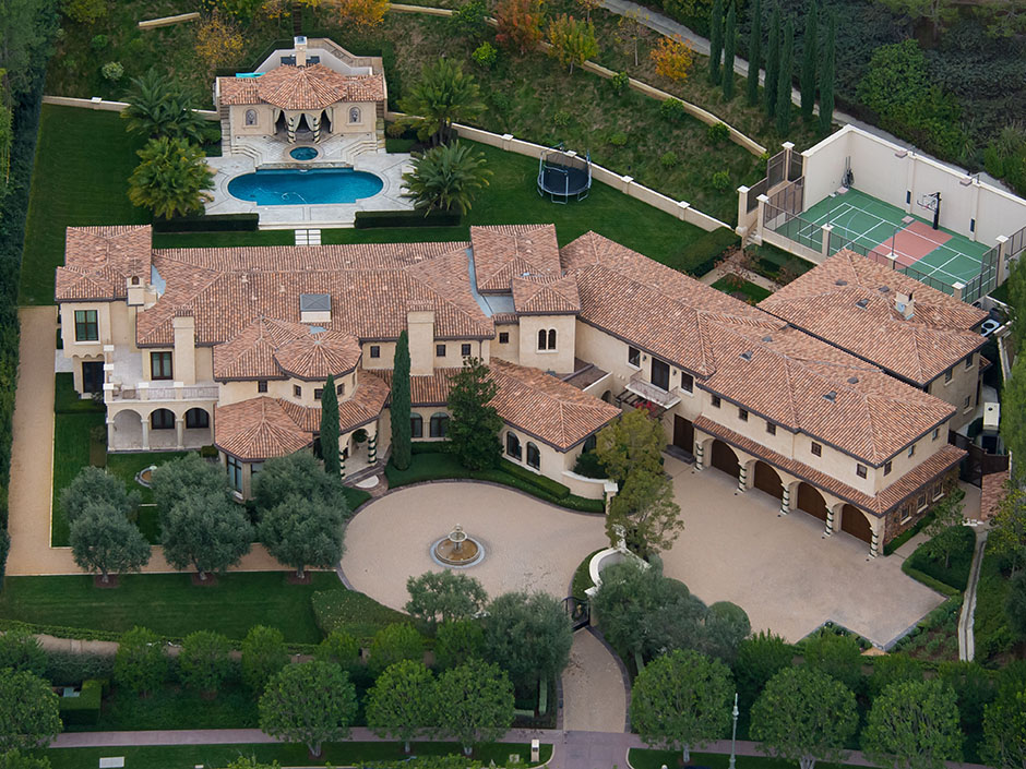 Most expensive celebrity homes for sale 2014 page 4 of for Most expensive house for sale