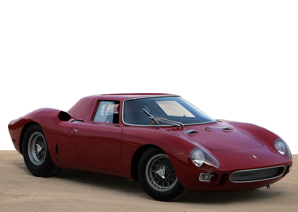 Ferrari 250 LM Most expensive cars in the world 2015