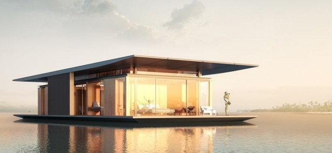 Luxury homes - The floating homes of dubai luxury redefined ...