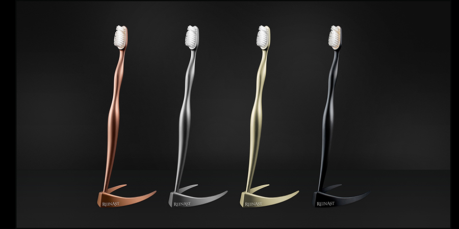 Most Expensive Toothbrush in the World - Alux.com