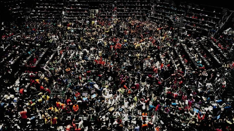 Andreas Gursky 99 Cent Ii Diptychon