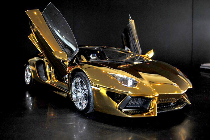 Most Expensive Model Car in the World - Alux.com