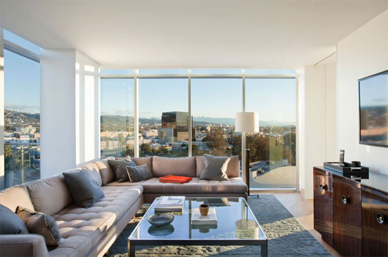 Most expensive apartment in los angeles for rental for Month to month rental los angeles