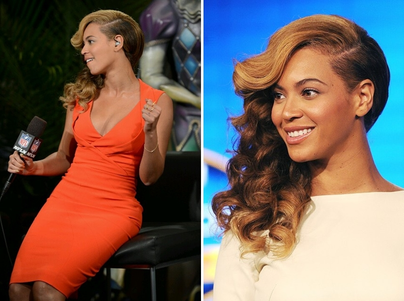 Hairstyle Evolution : Pics Photos - Beyonce Hairstyle Evolution