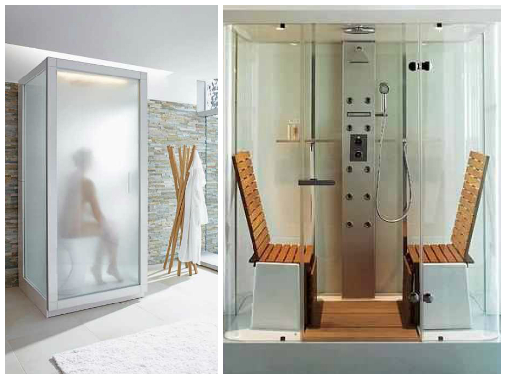 Must Have Trend For Luxury Bathrooms Steam Shower Alux Com