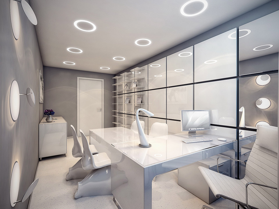 World 39 s most luxurious surgery clinic futuristic design for Office design 2014