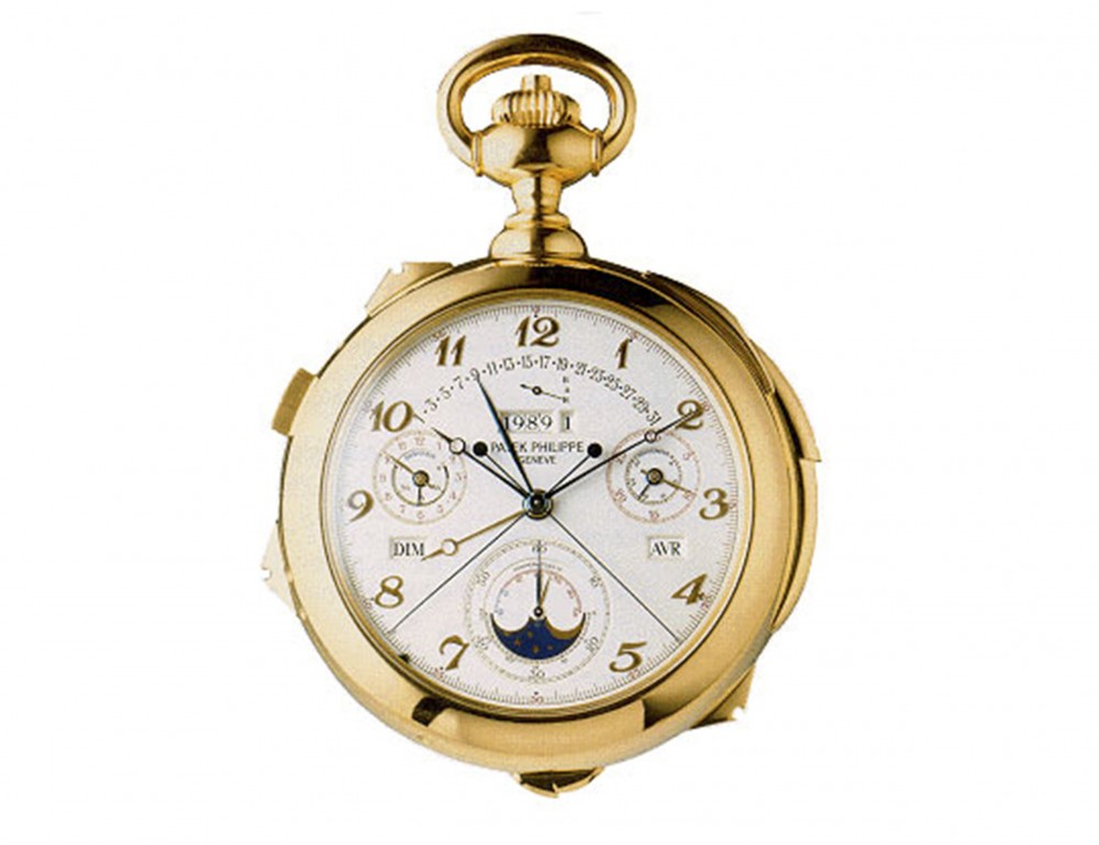 Most Expensive Watches in the World 2014-2015-2016 most expensive watches in the world 2014 3 PATEK PHILIPPE – HENRY GRAVES – POCKET WATCH