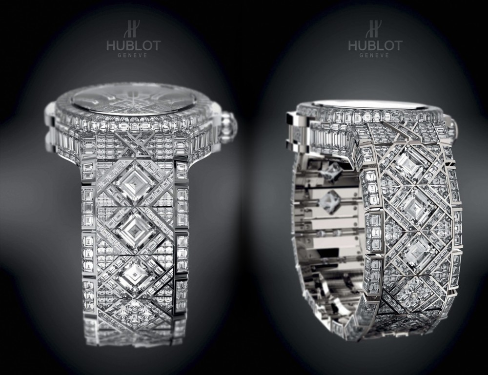 Most Expensive Watches in the World 2014-2015-2016 most expensive watches in the world 2014 4 5 million dollar hublot jay z gift