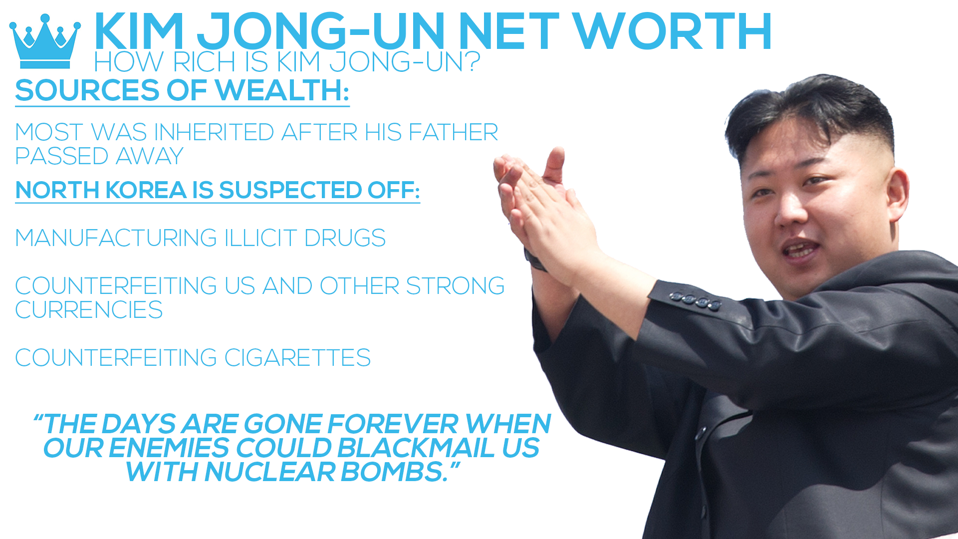 un wealthy and under educated Kim jong-un on forbes kim jong-un on forbes  wealth management consumer all consumer  switzerland under the pseudonym pak un content continues below advertisement.