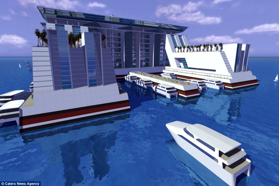 Most Expensive Concept Cruise Ship Alux Com