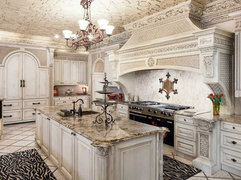 Most beautiful kitchens in the world - Most Expensive Home In Atlanta Alux Com