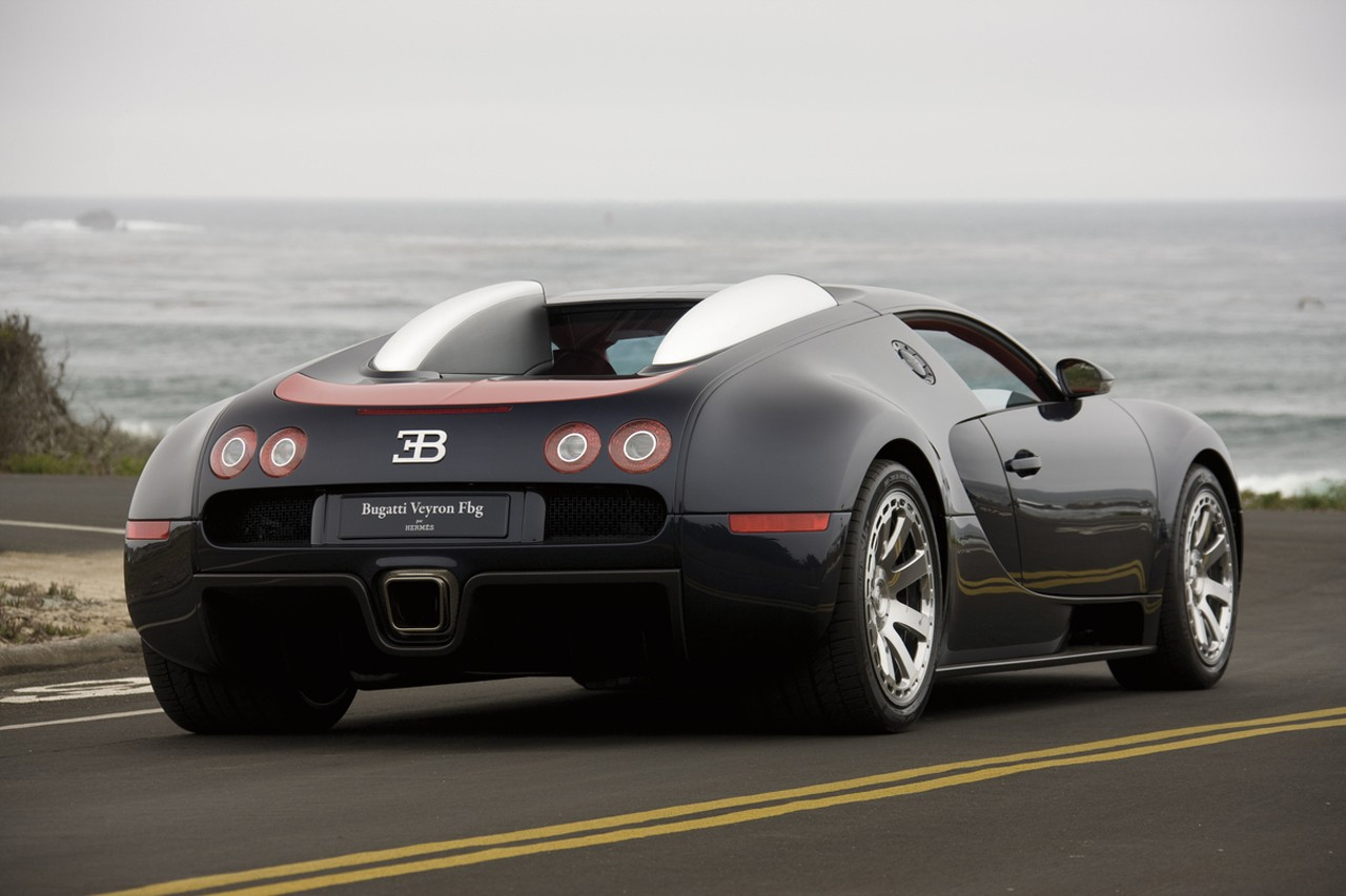 Most Expensive Rental Car In The World - Alux.com