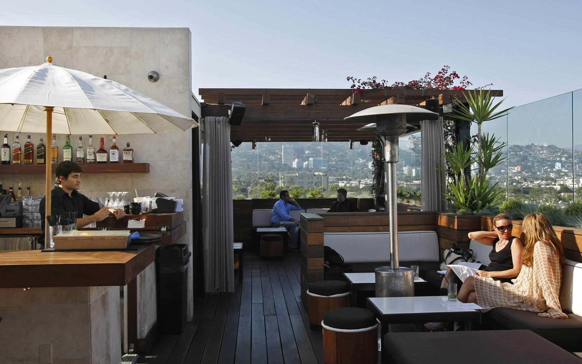 Boutique Hotels Beverly Hills West Hollywood