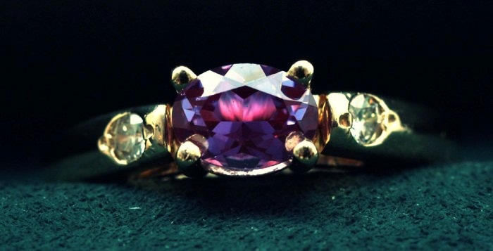 Most expensive gemstones in the world top 10 6.alexandrite 12.000 per carat