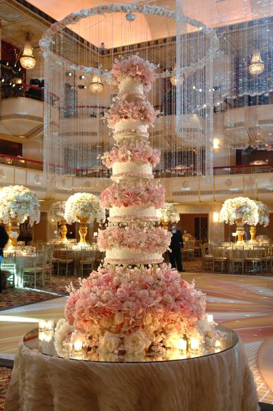 Expensive Wedding Cakes New York