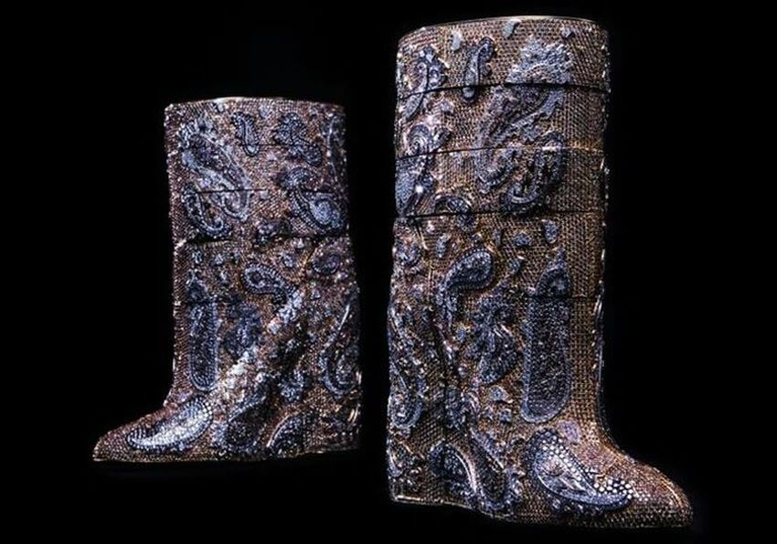 Most Expensive Boots in the World - ALUX.COM