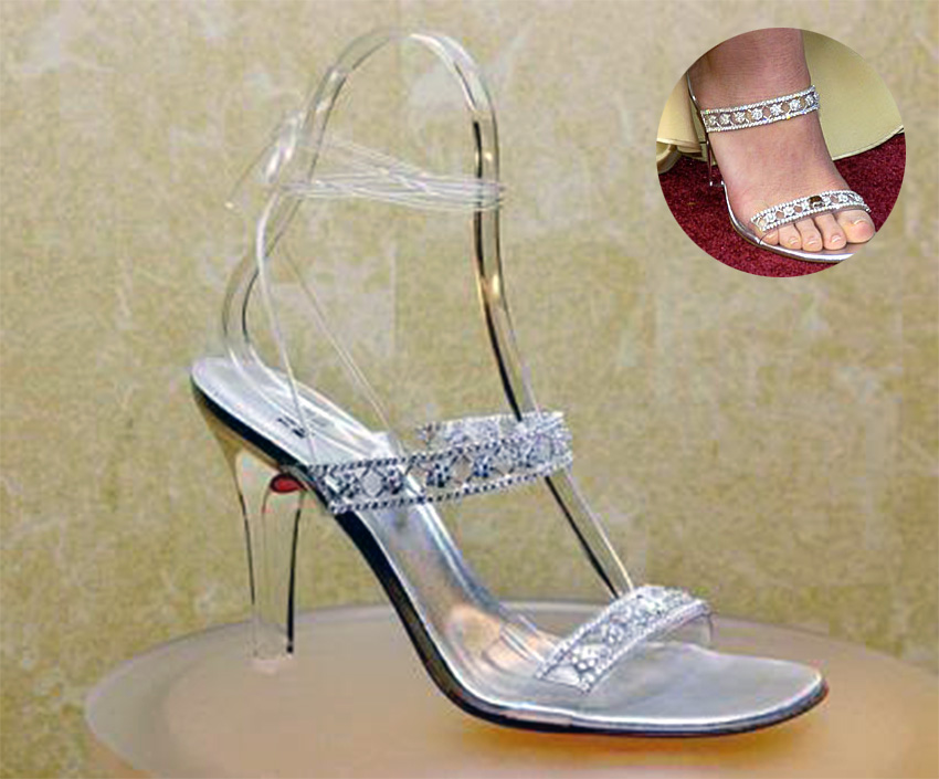 Creative The Most Expensive Womens Shoes On The Market  TheRichest