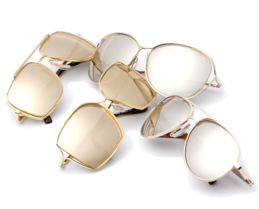 top 5 most expensive and luxurious gold sunglasses