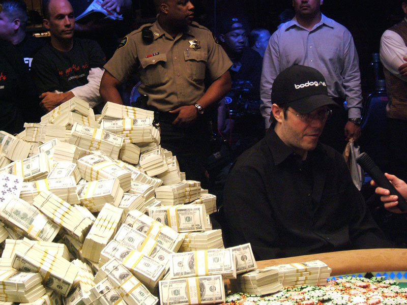 Richest poker players in the world 2018
