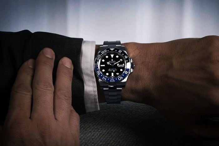 10 celebrities with expensive watches page 5 of 10 for Celebrity wearing rolex watches