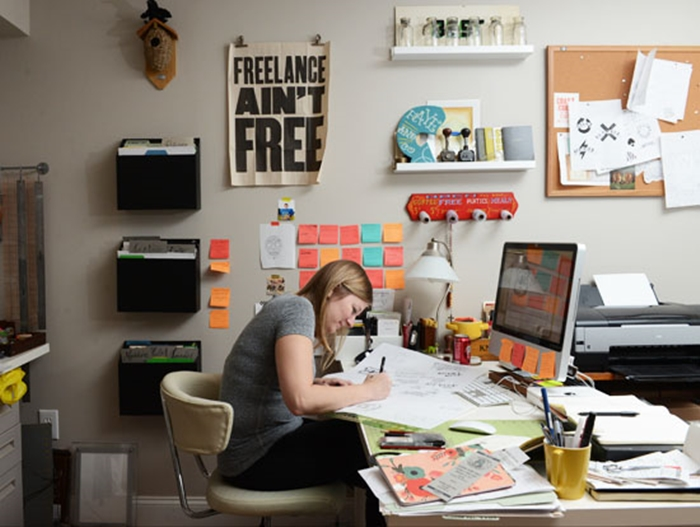 10 highest paid jobs you can do from home graphic designer next