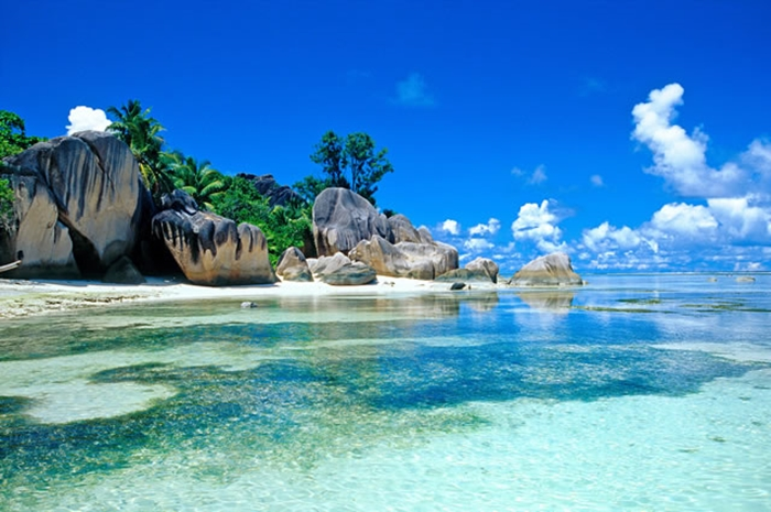 10 Most Beautiful Islands In The World - 1. Seychelles