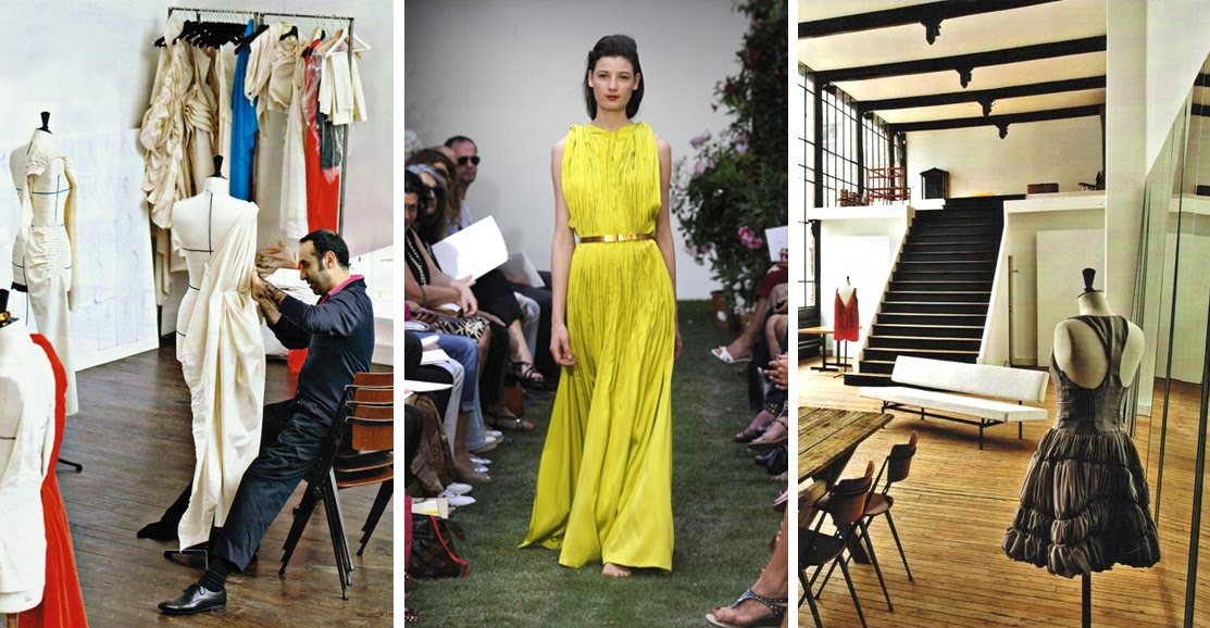 Best fashion schools in the world ecole de la chambre syndicale